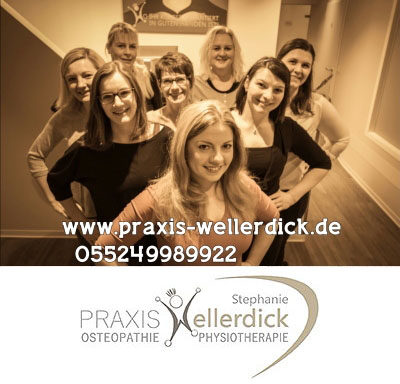 Praxis Wellerdick – Osteopathie und Physiotherapie