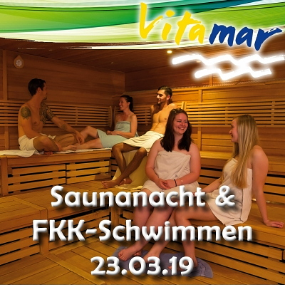 Vitamar - Saunanacht mit kleinen Überraschungen