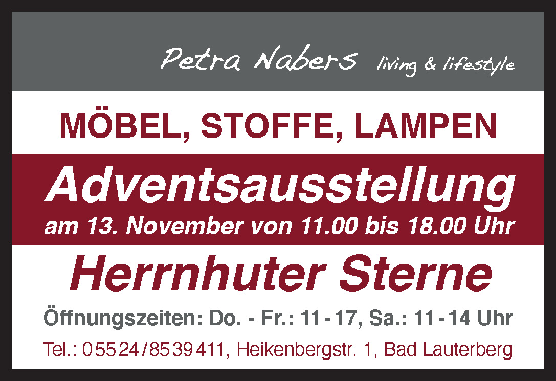 Petra Nabers living & lifestyle