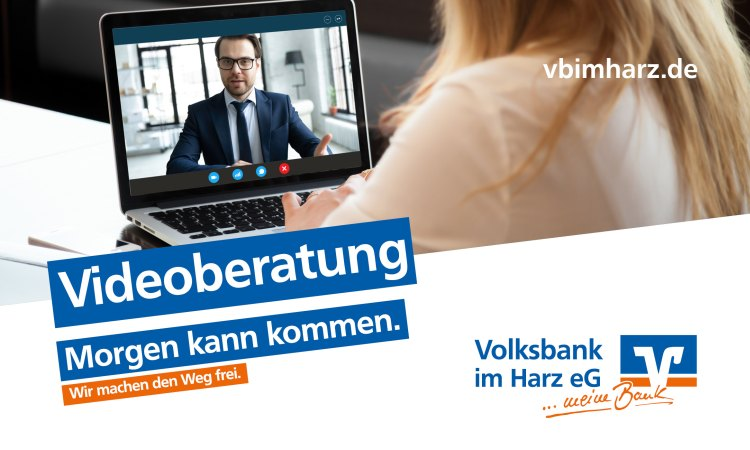 Volksbank im Harz eG Service Center
