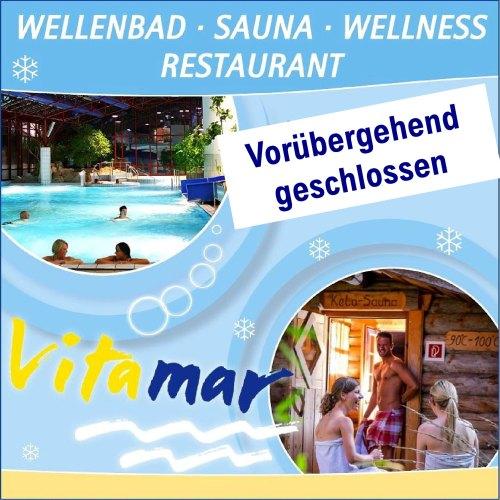Vitamar Freizeit- und Erlebnisbad - Jeden Montag Damensauna ab 18 Uhr!