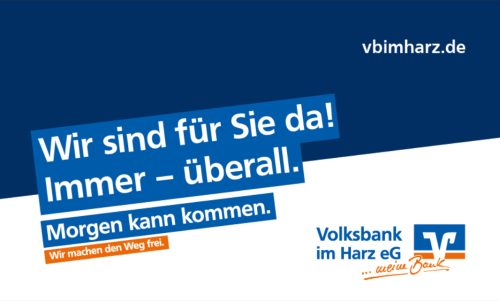Volksbank im Harz eG Service Center
