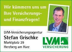 LVM Stefan Grischke - Wir kümmern uns um Ihre Versicherungs- und Finanzfragen