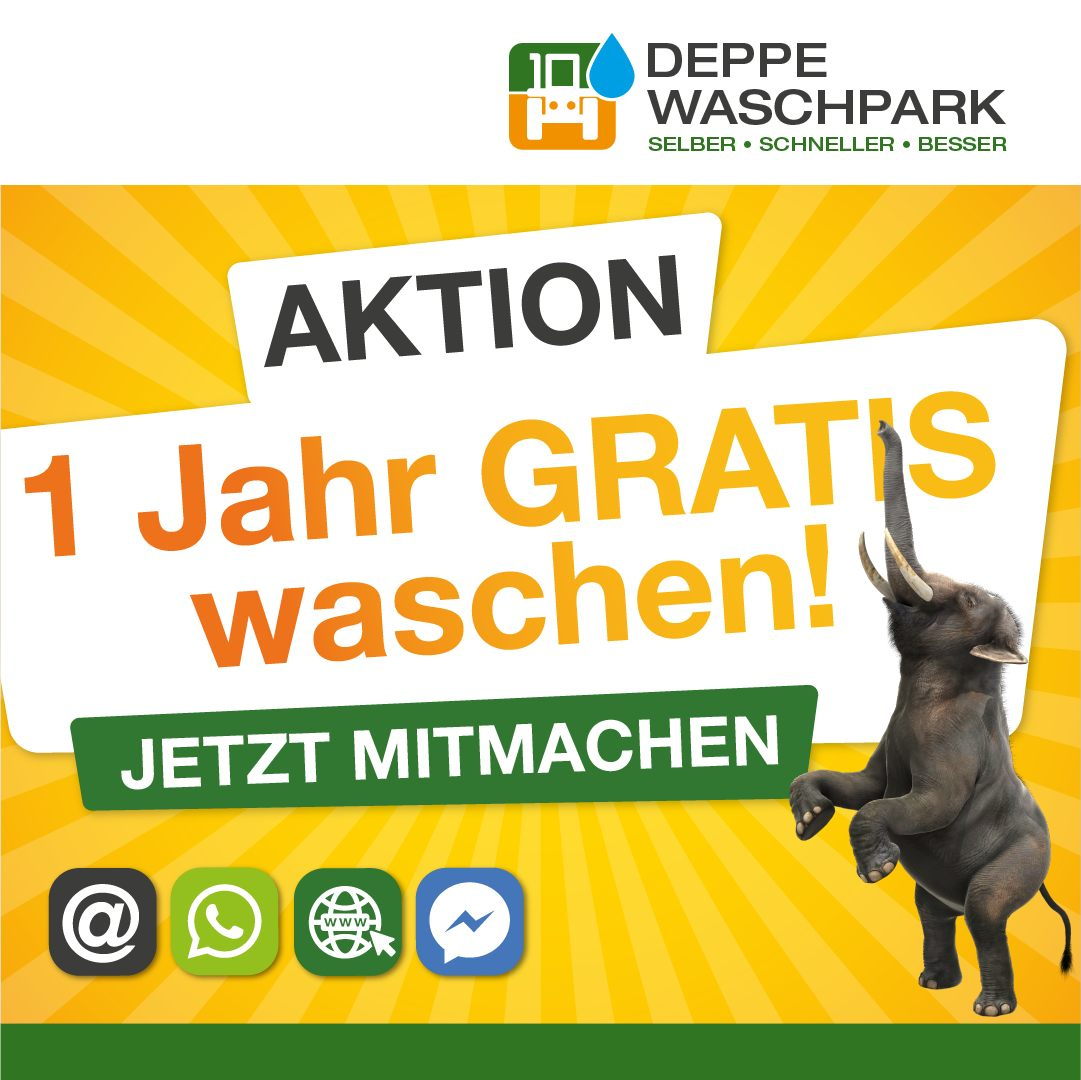 Deppe Waschpark