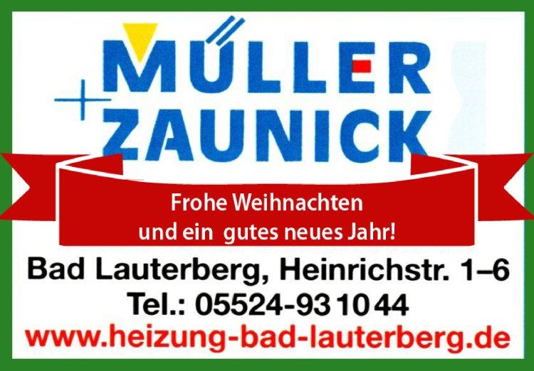 Müller-Zaunick Heizung - Bad - Service