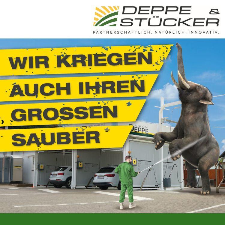 Waschpark Deppe & Stücker
