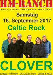 Celtic Rock Night auf der Ranch