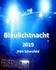 Blaulichtnacht 2019
