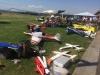 Flugshow des Luftsportvereins