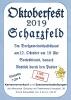 Oktoberfest Scharzfeld