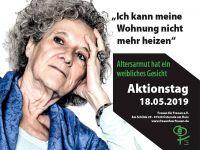 Weiterlesen: Aktionstag gegen weibliche Altersarmut