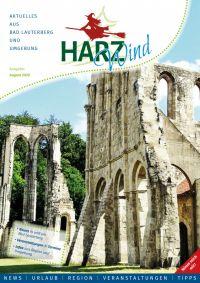 Weiterlesen: Die HarzWind-Ausgabe August ist da!