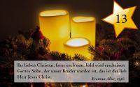 Weiterlesen: Adventskalender: 13. Dezember