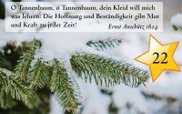 Weiterlesen: Adventskalender: 22. Dezember