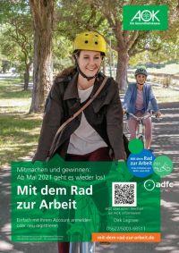 """Weiterlesen: """"Mit dem Rad zur Arbeit"""" ab dem 1. Mai - auch im Home-Office"""