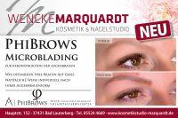 Weiterlesen: Neu beim Kometikstudio Marquardt: Phibrows Microblading