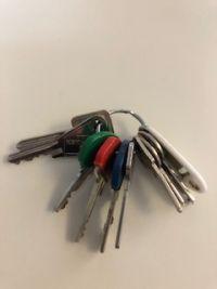 Weiterlesen: Schlüsselbund mit diversen Schlüsseln