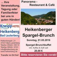 Weiterlesen: Heikenberger Spargel-Brunch