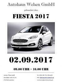 Weiterlesen: Der Fiesta 2017