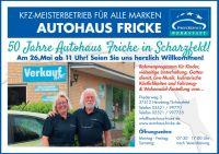 Weiterlesen: Autohaus Fricke: 50 Jahre Service für den Kunden