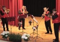 Weiterlesen: Vier Posaunen eröffnen die Musiktage