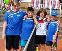 Weiterlesen: Tennisnachwuchs knapp unterlegen