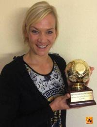 Weiterlesen: Herzlichen Glückwunsch Bibi Steinhaus!