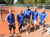 Weiterlesen: Tennissenioren des TC Bad Lauterberg erreichen Saisonziel