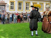 Weiterlesen: Vortrag und Wiederholung der szenischen Schlossführungen am Tag des offenen Denkmals