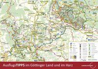 Weiterlesen: Ausflugstipps im Harz als Abreißblock
