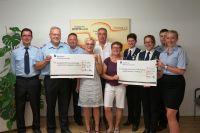 Weiterlesen: 3.300 Euro kamen beim Wohltätigkeitskonzert der Feuerwehr zusammen