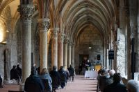 Weiterlesen: Eröffnung Spiritueller Rundgang im Kloster Walkenried