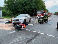 Weiterlesen: Schwerer Verkehrsunfall zwischen Pkw und Motorrad in Herzberg