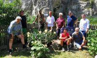 Weiterlesen: Burgruine Scharzfels: Fluchthelferin gewürdigt