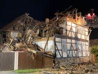 Weiterlesen: Leerstehendes Haus in Steina eingestürzt