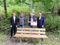 Weiterlesen: Neue Sitzgruppen im Andreasbachtal