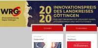 Weiterlesen: 109 Bewerbungen für den Innovationspreis des Landkreises Göttingen