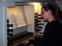 Weiterlesen: Musik-Andacht mit Konzertorganistin Annette Diening