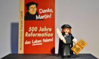 Weiterlesen: Zeigen, was aus der Reformation entstanden ist