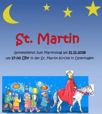 Weiterlesen: Martinstag in Osterhagen...