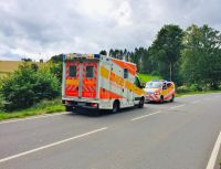Weiterlesen: Radfahrer bei Sturz verletzt