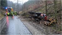 Weiterlesen: Schwere Forstmaschine im Luttertal umgestürzt