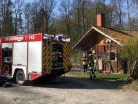 Weiterlesen: Zimmerbrand im Waldpädagogikzentrum Rotenberg