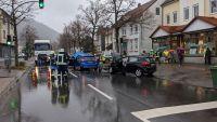 Weiterlesen: Verkehrsunfall in der Wissmannstraße