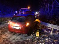 Weiterlesen: Verkehrsunfall L521 Richtung Sieber