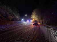 Weiterlesen: Zwei Schwerverletzte bei Unfall im Odertal