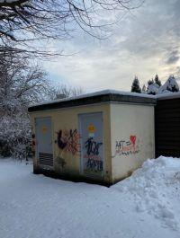 Weiterlesen: Trafostation in Bad Sachsa beschmiert - Polizei bittet um Hinweise