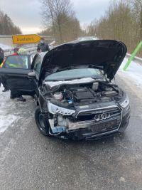 Weiterlesen: Verkehrsunfall auf der B243