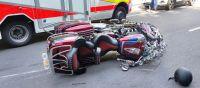 Weiterlesen: Zwei schwere Motorradunfälle am Wochenende