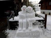 Weiterlesen: Ernie und Bert im Schneeurlaub
